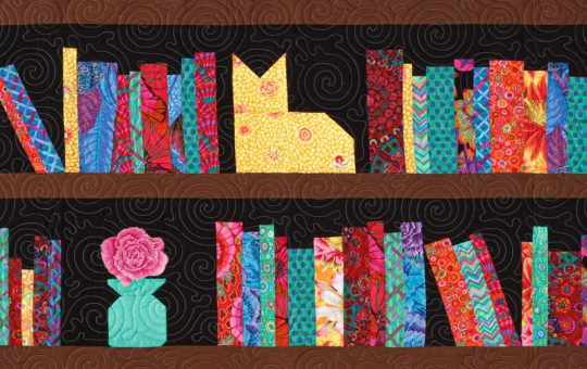 Book Review Quilt