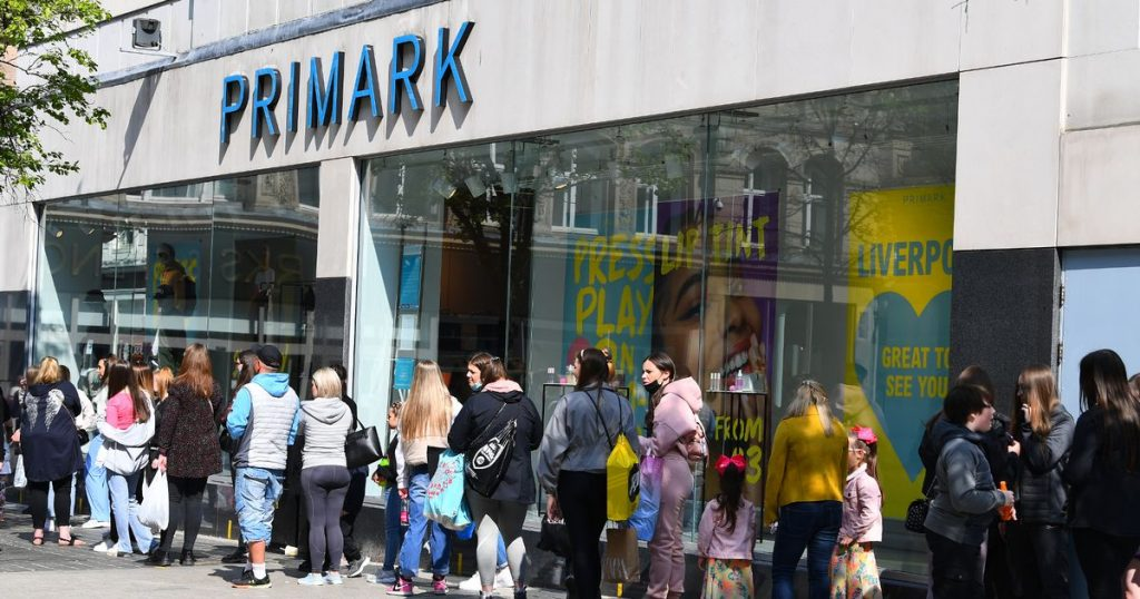 Primark shoppers 'need' hoodie that's 'like walking round with your duvet' - Liverpool Echo