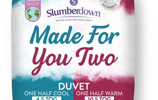 This Slumderdown duvet is both hot and cold - and it's under £30 on Amazon - Daily Mail