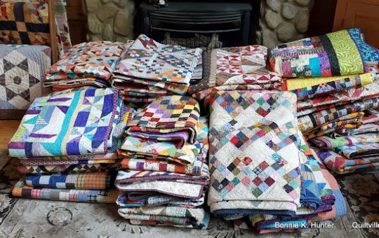 Weekend of Quilts -