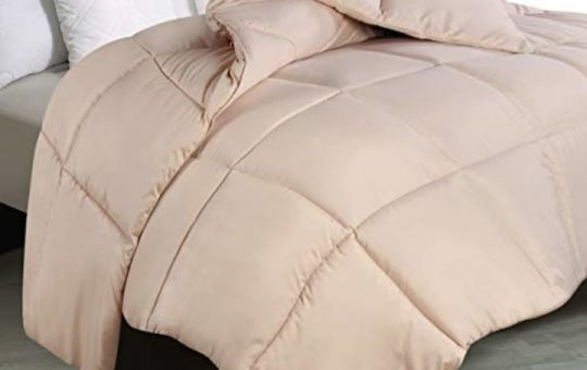 7 best affordable down alternative duvets of 2021 - NBC News