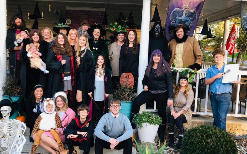 Doan Family Halloween Traditions (Plus: Snack Ideas!)