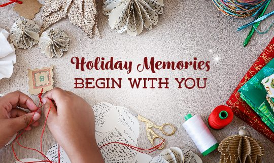 Have a Handmade Holiday with 5 (Last Minute) DIY Gift Ideas